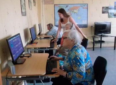 Павловский пансионат для пожилых людей