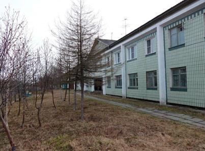 Вострецовский дом-интернат