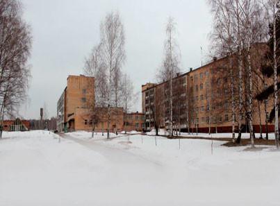 Звенигородский дом-интернат