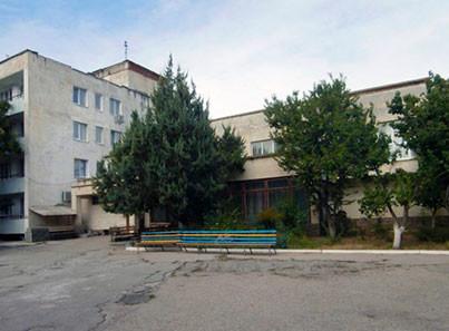 Евпаторийский дом-интернат для престарелых и инвалидов