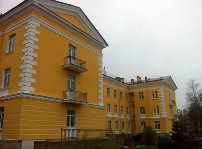 Дом-интернат для престарелых и инвалидов, г. Санкт-Петербург