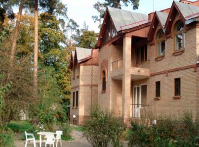 Дом престарелых «Доброта» в Заворово