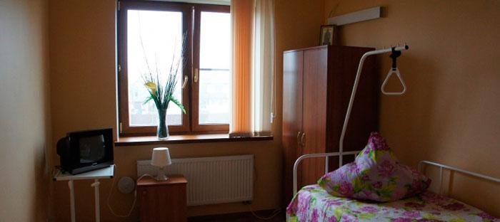 Спальня жильцов