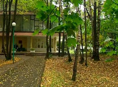 Дом ветеранов сцены им. А. А. Яблочкиной
