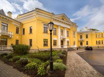 Дом ветеранов сцены имени М.Г. Савиной