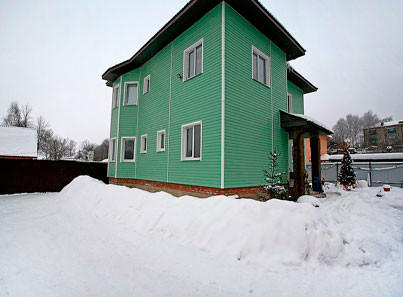 Гостевой Дом «Учинский дворик»