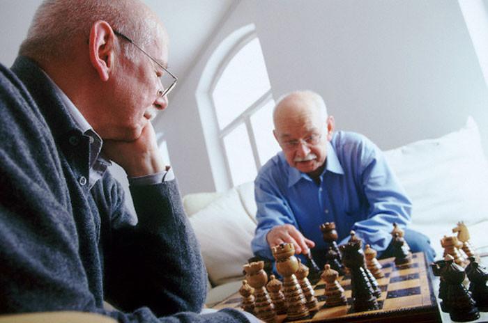Хобби для пожилых