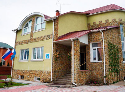 Пансионат для пожилых «Забота» филиал «Троицкий»