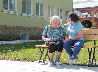 Интернаты для престарелых луганск
