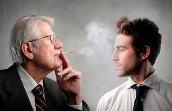 Как бросить курить пожилому