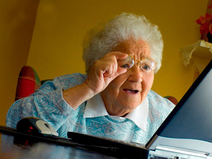 Как научить пользоваться компьютером бабушку