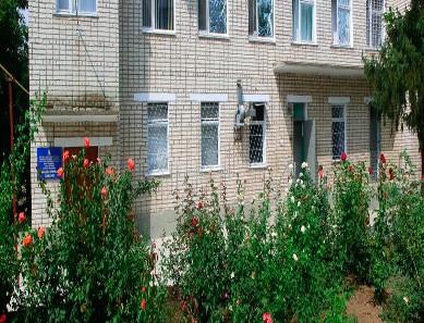 каховский гериатрический пансионат
