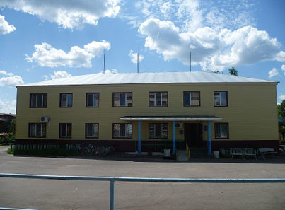 Карповский дом-интернат для престарелых и инвалидов
