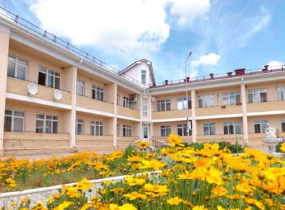 Курский дом-интернат для престарелых и инвалидов