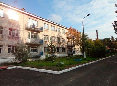 Лодейнопольский специальный дом-интернат для престарелых и инвалидов