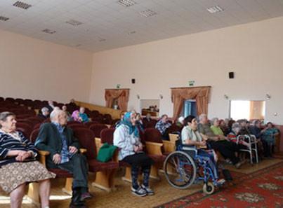 Социальные технологии дом интернат для престарелых и инвалидов