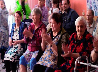 Доверие пансион для престарелых ижевск