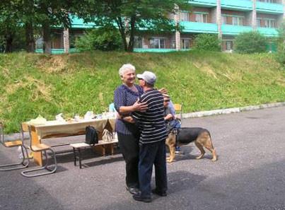 Особенности работы с пожилыми людьми в комплексных центрах