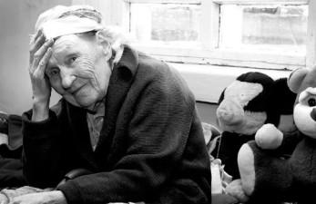 Одиночество пожилых