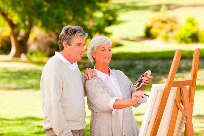 Творчество пожилых