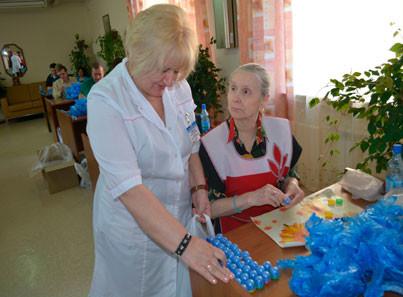 Интернат для престарелых в мытищах