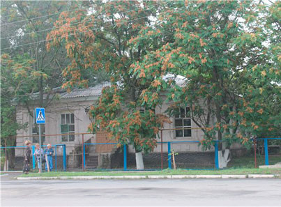 Романовский специальный дом-интернат для престарелых и инвалидов