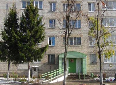 Семеновский дом-интернат для престарелых и инвалидов