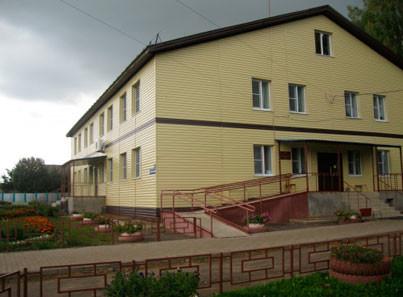 Шарангский дом-интернат для престарелых и инвалидов