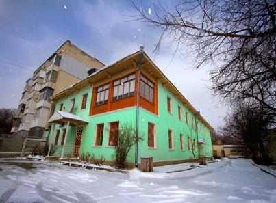 Симферопольский пансионат для престарелых и инвалидов из числа крымских татар