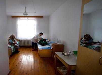 Частный дом престарелых коломна