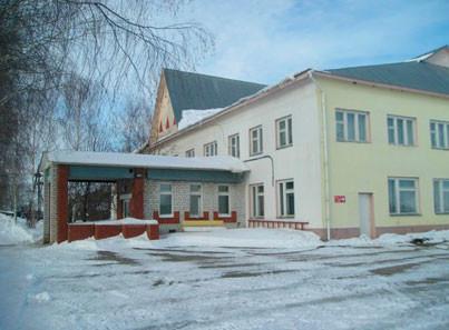 Спасский дом – интернат для престарелых и инвалидов
