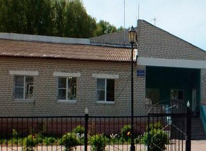 Строчковский дом-интернат для престарелых и инвалидов