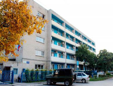 Таганрогский дом-интернат для престарелых и инвалидов №2