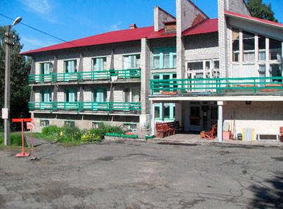 Тихвинский дом-интернат для престарелых граждан и инвалидов