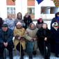 Жильцы интерната в Витебске