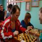 Игра в шашки
