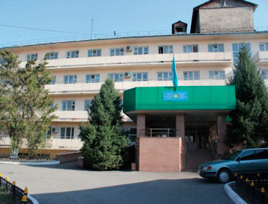 Алматинский городской дом-интернат