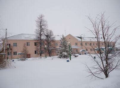 Азнакаевский дом-интернат для престарелых и инвалидов