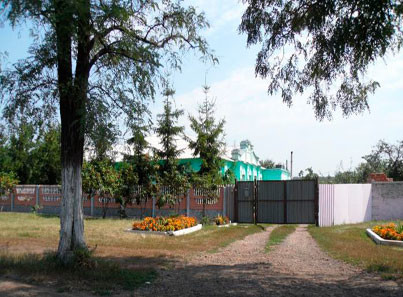 Богодухівський геріатричний пансіонат