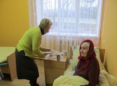 ГУСО Браславский дом-интернат для престарелых и инвалидов