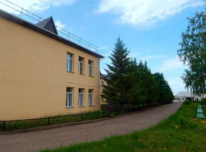 Чистопольский дом-интернат