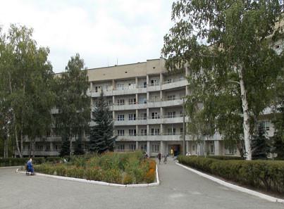 Дніпропетровський геріатричний пансіонат