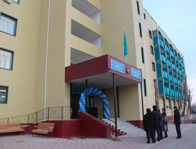 Дом-интернат для престарелых и инвалидов (Кызылорда)
