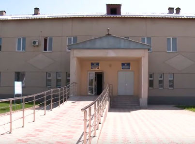 Дом-интернат для престарелых и инвалидов №2 (Тараз)