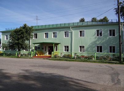 Дом-интернат милосердия Каргасокского района