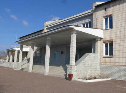 Горностайпільський будинок-інтернат для людей похилого віку