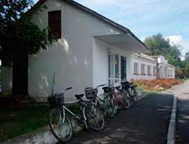 Лісоводський будинок-інтернат для громадян похилого віку