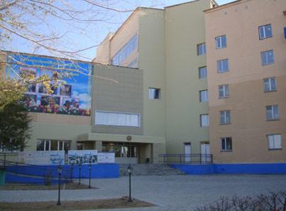 Медико-социальное учреждение для престарелых (города Жезказган)