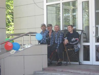 КГУ Медико-социальное учреждение для престарелых (город Шахтинск)