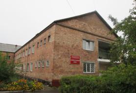 Минусинский дом-интернат